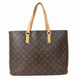 Auth Louis Vuitton Luco Tote Bag #1014L33